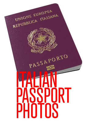 Italian Passport Photos Monterey CA