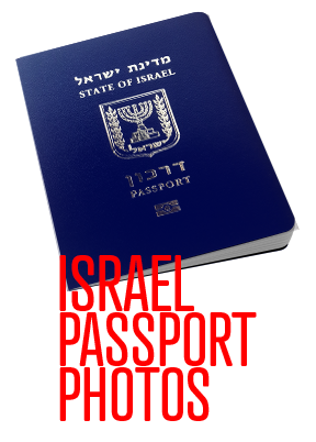 Israel Passport Photos Monterey CA